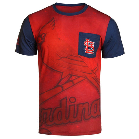 St. Louis Cardinals Official MLB Pocket Tee