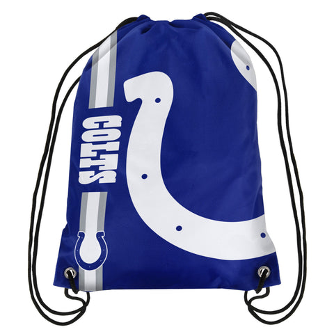 Indianapolis Colts Official NFL Drawstring Backpack 2015
