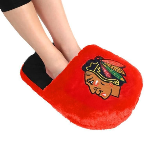 Chicago Blackhawks NHL Hockey Team Logo Team Foot Pillow
