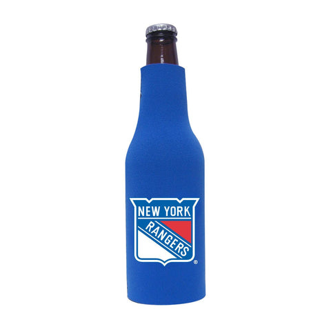 New York Rangers NHL Bottle Suit Huggie Drink Holder