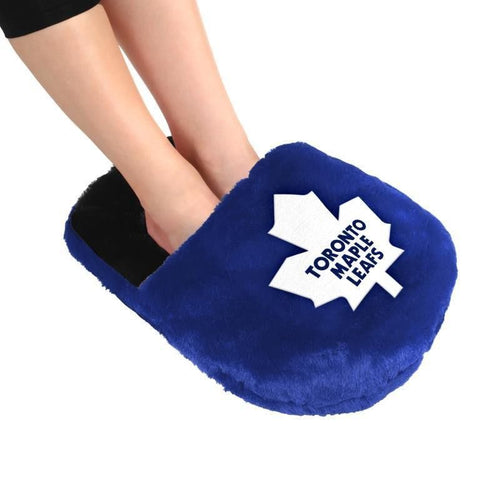 Toronto Maple Leafs NHL Hockey Team Logo Team Foot Pillow