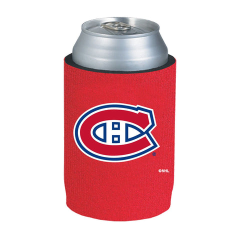 Montreal Canadiens NHL Can Kaddy Huggie Drink Holder