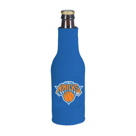 New York Knicks NBA Beer Bottle Holder - Neoprene Cooler
