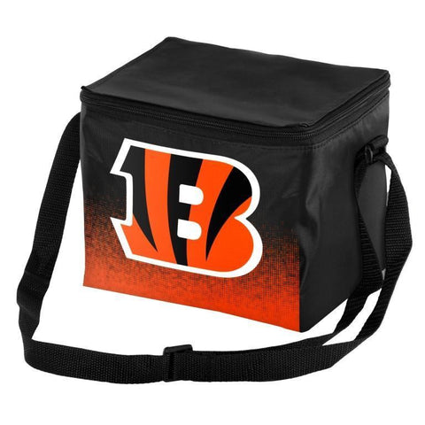 Cincinnati Bengals Official NFL Gradient 6 Pack Cooler Tote