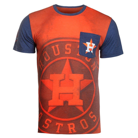 Houston Astros Official MLB Pocket Tee