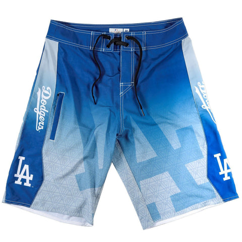 Los Angeles Dodgers Official MLB Board Shorts Swimsuit