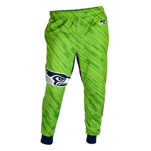 Seattle Seahawks Official NFL Men's Jogger Pants
