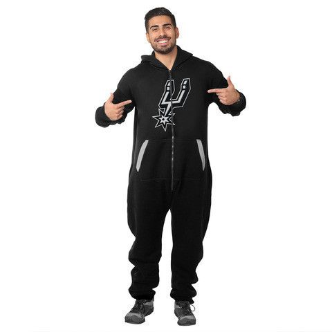 San Antonio Spurs Official NBA Sweatsuit