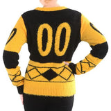 Pittsburgh Steelers Official NFL Women's Eyelash Sweater