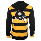 Pittsburgh Steelers Official NFL Cotton Rugby Hoody