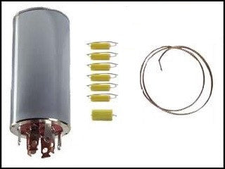 Can Capacitor and Re-Cap Kit for Mosley CM-1 from Hayseed Hamfest