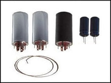 Fisher 500-C Can Capacitors