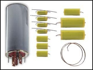 Hallicrafters HT-44 Can Capacitor and Re-Cap Kit