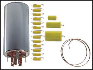 National NC-300 Can Capacitor and Re-Cap Kit