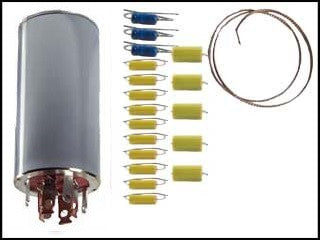 National NC-303 Can Capacitor and Re-Cap Kit