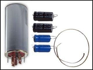 Hallicrafters PS-150-120 Can Capacitor and Re-Cap Kit