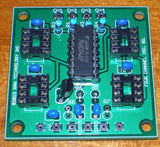 RAN Technology Four Channel Oscillator Board Kit