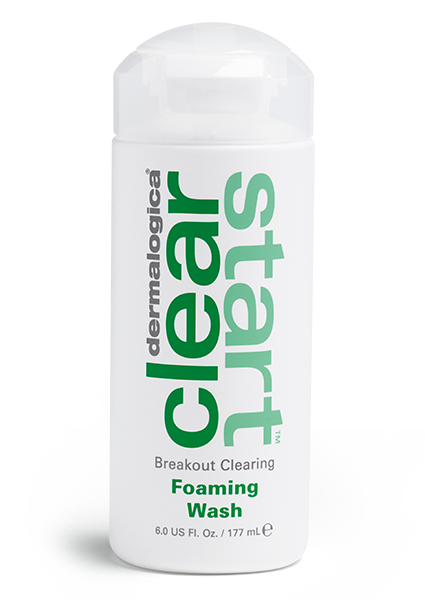 Dermalogica breakout clearing foaming wash 177ml/6oz
