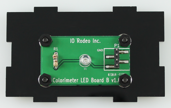 365 nm UV LED colorimeter board