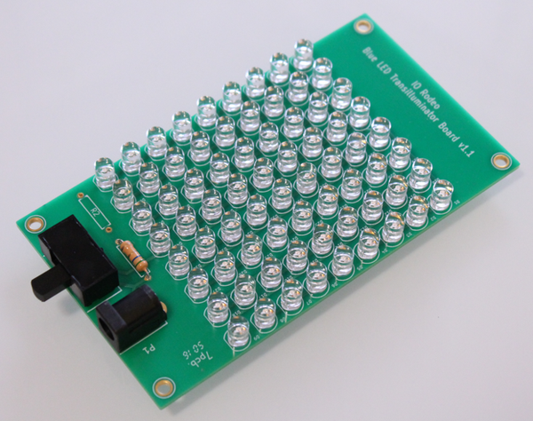 Mini blue LED Board