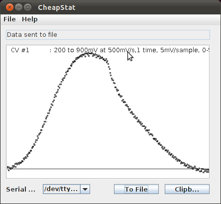CheapStat: open source potentiostat