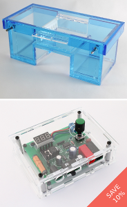 Gel electrophoresis bundle