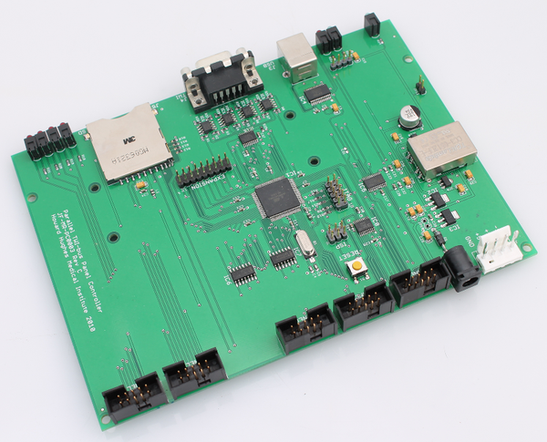 Panels controller board Rev C