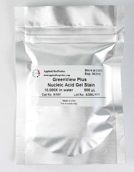 GreenView Plus Nucleic Acid Gel Stain