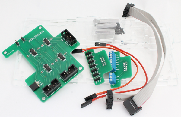 Rodeostat multiplexer expansion kit