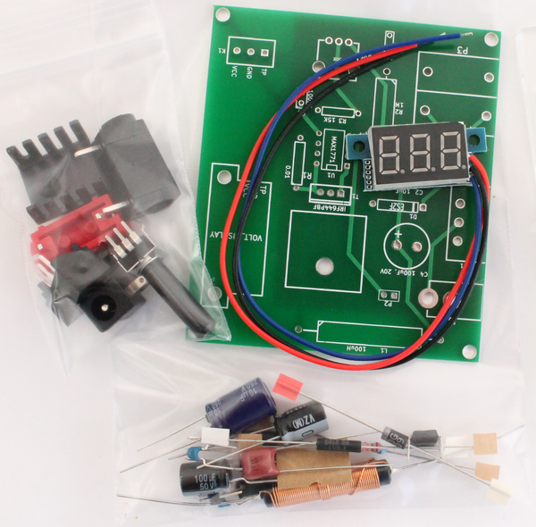 Electrophoresis power supply kit