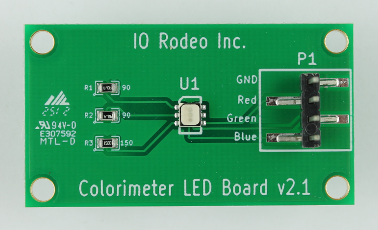 Colorimeter LED Board