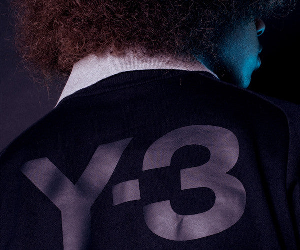 Y-3 Fall/Winter 2016 Lookbook