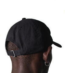 "Maketto ""1351"" Dad Hat Black"