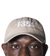 "Maketto ""1351"" Dad Hat Khaki"