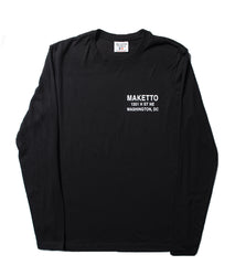 Maketto Barista Long Sleeve Tee