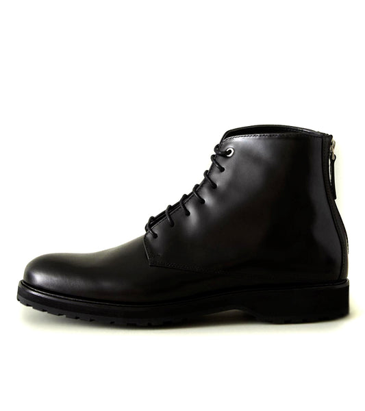 Montoro High Lug-Sole Derby Boot