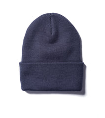 Maketto House Beanie (Navy)