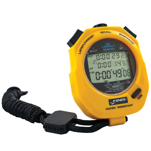 3X300M Stopwatch - Alpha Aquatics & Performance