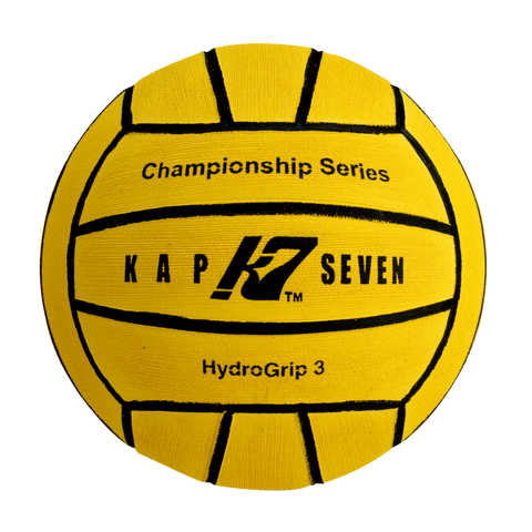 Size 3 HydroGrip Water Polo Ball