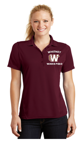 WHITNEY FEMALE POLO SHIRT