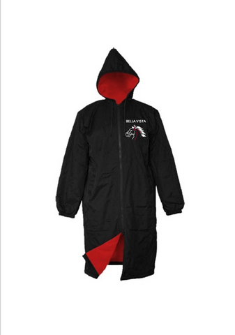 Custom Team Parka (Bella Vista) - Alpha Aquatics & Performance