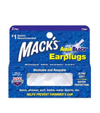 AquaBlock Ear Plugs (2 Pair) - Alpha Aquatics & Performance