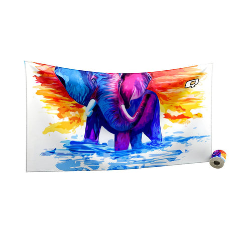 The Last Elephant Towel - Alpha Aquatics & Performance