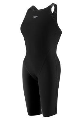 Speedo LZR Racer Pro Recordbreaker Kneeskin Tech Suit Swimsuit with Comfortstrap - Alpha Aquatics & Performance