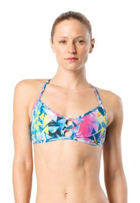 Speedo Turnz Women's Peek A Boo Bikini Top - Alpha Aquatics & Performance