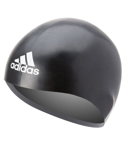 Adidas Silicone 3D Dome Cap - Alpha Aquatics & Performance