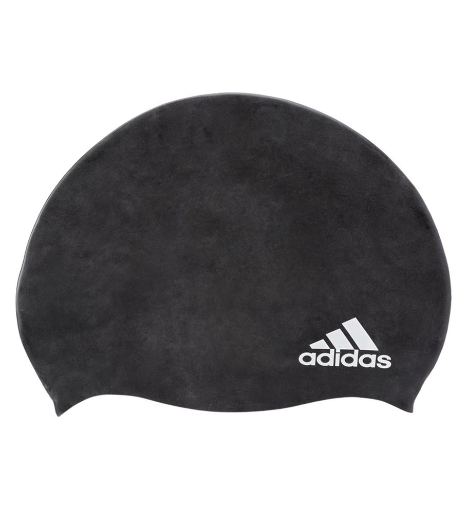 75c35c17 Adidas Silicone Logo Cap Youth - Alpha Aquatics & Performance