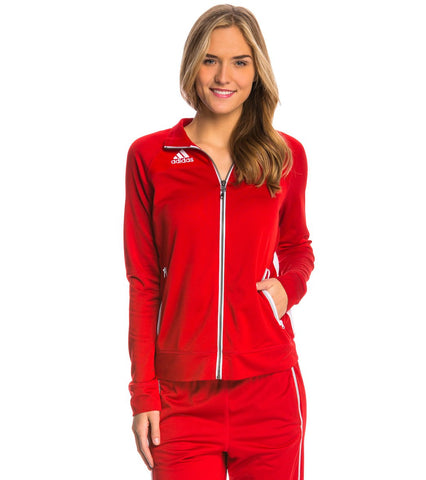 Women's Utility Warm-Up Jacket - Alpha Aquatics & Performance