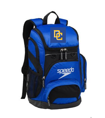 Del Campo Team Backpack - Alpha Aquatics & Performance