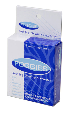 Foggies 6-Pack Box - Alpha Aquatics & Performance